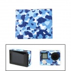 NEOPINE G-762 108C Sticker for GoPro Hero 4 Silver Camera - Blue Camouflage