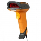 SC-288 USB Wired Handheld Laser Barcode Scanner - Black + Yellow