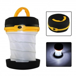 115lm 3-mode Cold White LED Outdoor Camping Folding Mini Portable Emergency Lamp