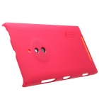 NILLKIN Protective Matte Plastic Back Case for Nokia Lumia 830 - Red