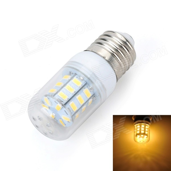 Marsing E27 5W 500lm 3500K 30 x SMD 5730 LED Warm White Light Bulb Lamp (AC 220-240V)