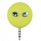 FACE LD-1 Android APP Second Generation Smart Skin Detector - Yellow