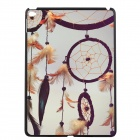 Elonbo Feather Dreamcatcher Pattern Plastic Hard Back Case Cover for IPAD AIR 2
