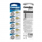 Camelion 3V CR2032 Lithium Button Battery (5 PCS)