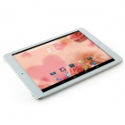 "SOSOON X 98 Quad Core 3G 9.7"" Android 4.2 Tablet PC w / Wi-Fi, GPS, 1GB RAM, ROM 16GB-zilveren"