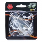 Replacement Cover + Motors Accesorios para CX-10 Quadcopter-Blanco