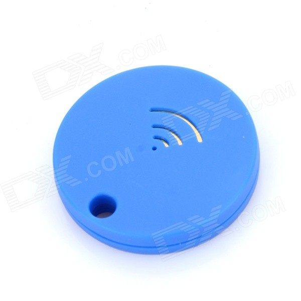 Rtrivr Bluetooth V4.1 Smart Reminder Keyfinder / Remote Shutter for IPHONE and Android - Blue женское платье brand new s xl 2015 vestidos 573