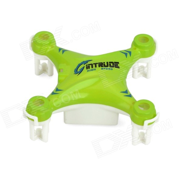 JJRC H7 R/C Quadcopter Spare Part H7-03 Body Shell Cover - Green