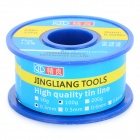 JingLiang 0.3mm Active Tin Soldering Wire - Silver + Blue + Multi-Color (100g)