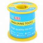 JingLiang 0.8mm Active Tin Soldering Wire - Silver + Yellow + Multi-Color (100g)