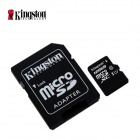 Kingston Micro SDXC Memory Card w/ SD Card Adapter - Black (128GB / Class 10)