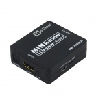 oTime OT-M901 HDMI 1.4 to HDMI + Audio Repeater w/ 4k, DTS / AC3 DTS-HD - Black