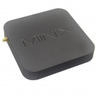 MINIX NEO X8-H Plus Quad-Core Android 4.4.2 Google TV Player + Mini Engels Toetsenbord - Zwart