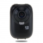 "W6 Waterproof HD 1080P 0.5"" OLED 1/4"" CMOS 12MP Wi-Fi Sports Camera w/ HDMI TV Out / TF - Black"