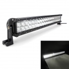 MZ 126W 10710LM 6000K White Flood + Spot Beam LED Worklight Bar Off-road Lamp w/ Lens