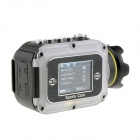 "W5 Waterdicht HD 1080P 1.5 ""LCD 2/3\"" CMOS 12MP Wi-Fi Sport Camera Met Mini HDMI / TF - Wit"