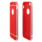 Buy ENKAY Protective TPU + Plastic Back Case Cover IPHONE 6 4.7 inch - Red