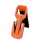 EZDIVE KF-SZ Line Cutter Knife for Scuba Diving - Orange + Black