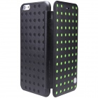 "NILLKIN POP Series Protective PU Leather Case for IPHONE 6 Plus 5.5"" - Black + Green"
