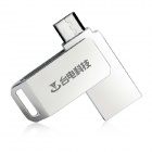 Teclast High Speed ​​USB 2.0-Flash-Laufwerk - Silver Gray (32GB)
