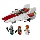 Genuine LEGO Star Wars A-wing Starfighter 75003