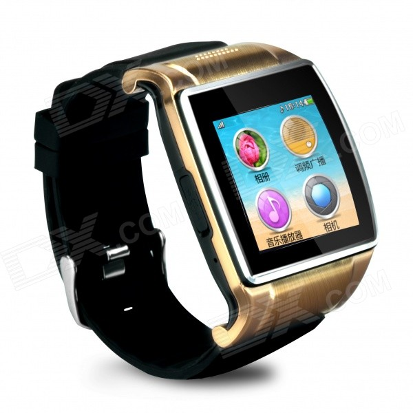 Android 2.3 GSM Bluetooth Watch Phone w/ 1.54