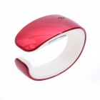 Y02 Fashionable Smart Bracelet w/ Synchronize Phone Book / Music Player / Pedometer / Call - Red