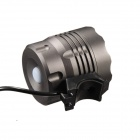 KINFIRE 7.2~8.4V 5-LED 1500lm 3-Mode Cool White Light Bicycle Lamp