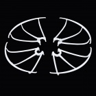JJRC H5C-03 Replacement ABS Guard Circle / Protection Cover for H5C / X5C R/C Quadcopters - White