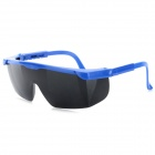 Professional Safety Protection Goggles for Electric Welding - Deep Blue + Black