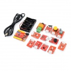 KEYES Mind+ Electronic Blocks Kit - White + Black + Multi-Colored