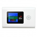 "1.5"" LCD 4G Wireless Router Compatible with FDD / TDD - White"