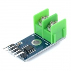 MAX6675 Type K Thermocouple Temperature Sensor Module for Arduino - Blue