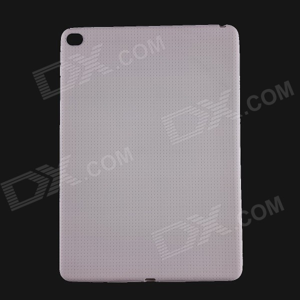 AIR2-01 Protective TPU Back Case for IPAD AIR 2 - White