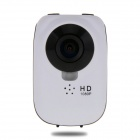 "Waterproof HD 1080P 0.5"" OLED 1/4"" CMOS 12MP Wi-Fi Sports Camera w/ HDMI TV Out / TF - White"