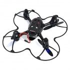 Teer 2.4GHz 4-kanals 6-Axis Gyro Hånd Launch R / C Quadcopter Aircraft Toy m / 0.3MP kamera + 4 Lights