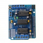 Optical Isolation Motor Drive Module w/ 2 x 5V 4-phase 5-wire Gear Motors