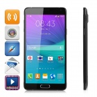 "I9199 5.7"" IPS Snapdragon Octa-Core Android 4.4.4 Smart Phone w/ 1GB RAM, 8GB ROM, Dual-Cam - Black"