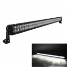 MZ 240W 20400LM White Spot + Fllod Beam LED Worklight Bar Off-road 4WD UTV Driving Lamp w/ Lens