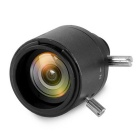 700 TVL HD / CCD Camera / Magnifier Aerial FPV / Manual Zoom - Black