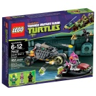 Genuine LEGO 79102 Ninja Turtles Stealth Shell in Pursuit