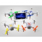 Genuine Cheerson CX-30W Wifi HD Camera/FPV 4-Axis Copter w/ Mode2 Transmitter for IPHONE, IPAD