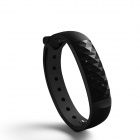 Oaxis Star.21 Fitness Bluetooth V4.0 Smart se armbånd for IOS Smartphone - svart