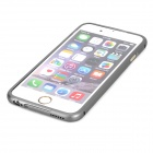 "Protective Aluminum Alloy Bumper Frame Case for IPHONE 6 4.7"" - Grey"