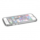 "En alliage d'aluminium de protection Bumper Case Frame pour iPhone 6 4.7 ""- Gris"