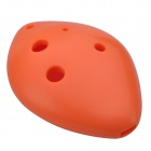 NEJE Mini 6 Hole Tone C Contralto Concerto Ocarina Musical Instrument - Orange