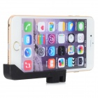 SIDEKIC Mini Plastic Holder for IPHONE 6 - Black