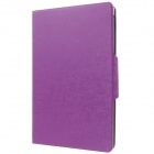 Protective PU Flip-Open Case w/ Stand / Auto Sleep for Google Nexus 9 - Purple