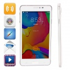 "JIAKE V12 Android 4.2.2 Quad-Core WCDMA Bar Phone w/ 5.5"" QHD IPS, FM, GPS, 8GB ROM - White"