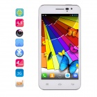 "JIAYU G2FW MTK6582 Quad-Core Android 4.2 WCDMA Phone w/ 4.3"" IPS, 4GB ROM, GPS, Wi-Fi - White"